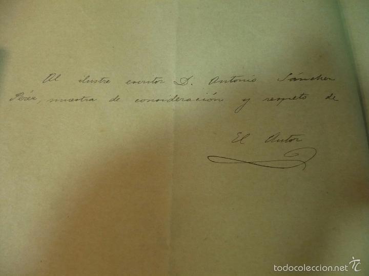 Libros antiguos: CONDICION JURIDICA DEL EXTRANJERO EDAD MEDIA ,N.ALONSO VALLADOLID 1900 IMP.J.M.CUESTA - Foto 2 - 60886847