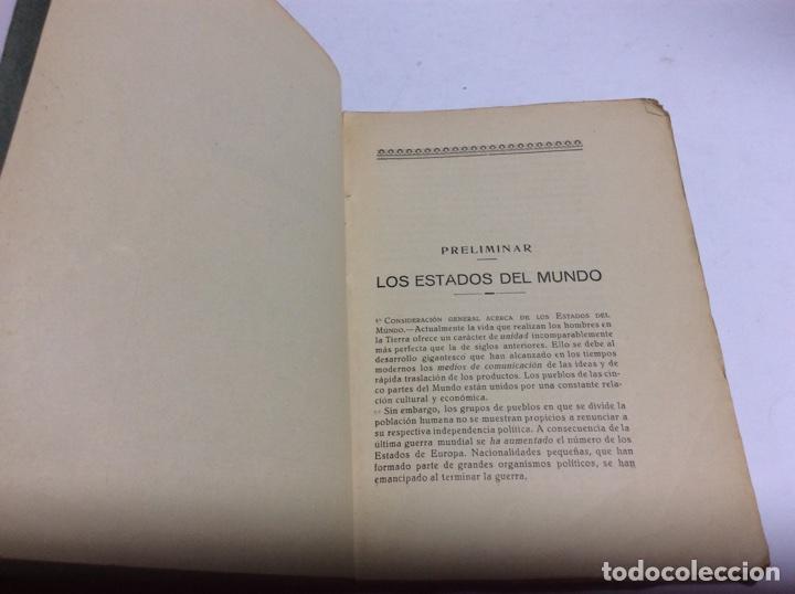 Libros antiguos: LOS ESTADOS DE EUROPA Y LAS DEMAS PARTES DEL MUNDO / RAFAEL MONTES -edicion 1935 - Foto 3 - 64175186