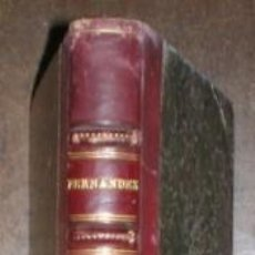 Libros antiguos: FERNANDEZ Y GONZALEZ, MODESTO: LA HACIENDA DE NUESTROS ABUELOS. CONFERENCIAS DE ALDEA.. Lote 71129113