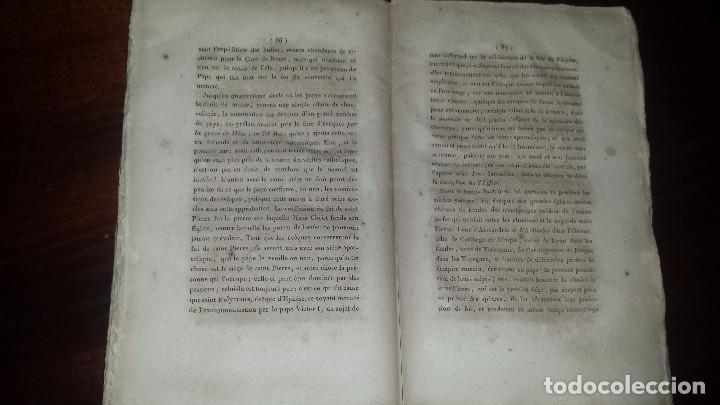 Libros antiguos: Projet DUne Constitution Religeuse. Préface par Jean Antoine Llorente. (1820) - Foto 3 - 72897811