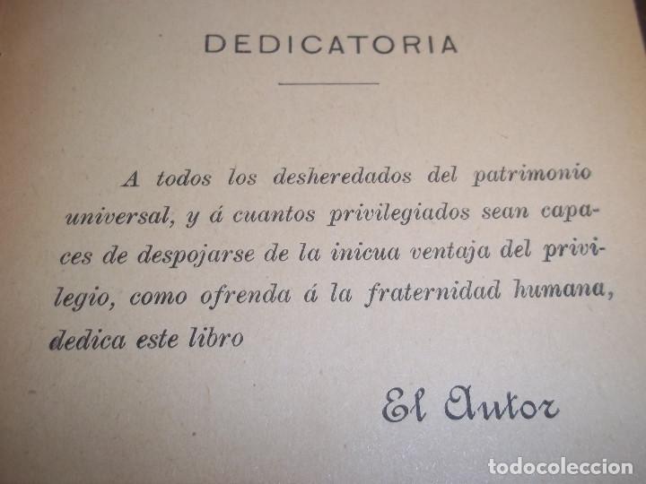 Libros antiguos: ANSELMO LORENZO.EL PUEBLO.ESTUDIO LIBERTARIO.SEMPERE 1909.ANARQUISMO.CNT. - Foto 3 - 80898383