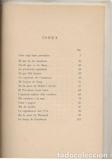 Libros antiguos: Quinze articles / A. Rovira i Virgili. BCN : ILC, 1938. 17x12 cm. 109 p. - Foto 2 - 93198835