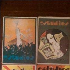 Libros antiguos: LOTE 11 PUBLICACIONES REPUBLICANAS 1930-1931. Lote 96808707