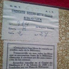 Libros antiguos: 1937 ANARQUISMO RARISIMO EN COMERCIO ROCKER EL NACIONALISMO III ECONOMIA SIN CAPITALISMO. Lote 96819647