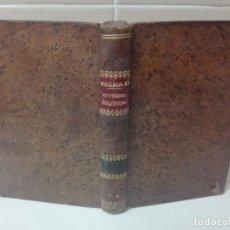 Libros antiguos: ESTUDIOS POLITICOS MACAULAY 1879 PRIMERA EDICION. Lote 97006463