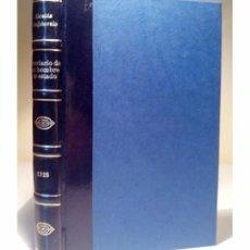 Libros antiguos: BREVIARIO DE UN HOMBRE DE ESTADO. INSTRUCCIONES A UN EMBAJADOR Y ALGUNAS OBRAS INÉDITAS HASTA EL DÍA. Lote 97377875