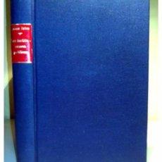 Libros antiguos: LAS INSTITUCIONES POLÍTICAS EN LOS ESTADOS UNIDOS. Lote 97378307