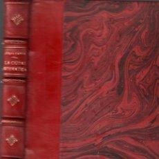 Libros antiguos: LA CIUDAD AUTOMATICA - JULIO CAMBA ( SEGUNDA EDICION) MUNDI-2681. Lote 100925659