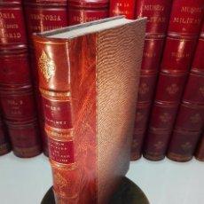 Libros antiguos: JUICIO CRÍTICO Y SIGNIFICACIÓN POLÍTICA DE D. ÁLVARO DE LUNA - DON JUAN RIZZO Y RAMIREZ -MADRID-1865. Lote 101317419