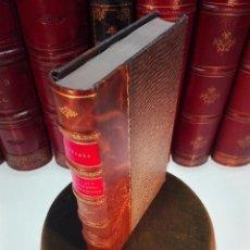 Libros antiguos: ENSAYO SOBRE LA PRÁCTICA DEL GOBIERNO PARLAMENTARIO - C. H. AMÉZAGA - MADRID - 1865 - . Lote 103818207