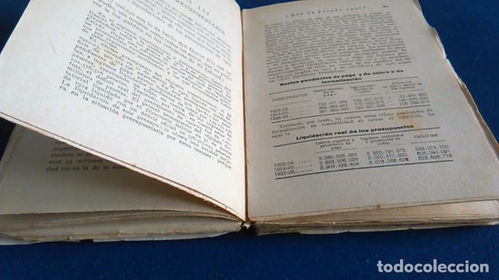 Libros antiguos: ¿Qué ha pasado aquí? Francisco Villanueva. 1930, 2ª edición. - Foto 5 - 105676079
