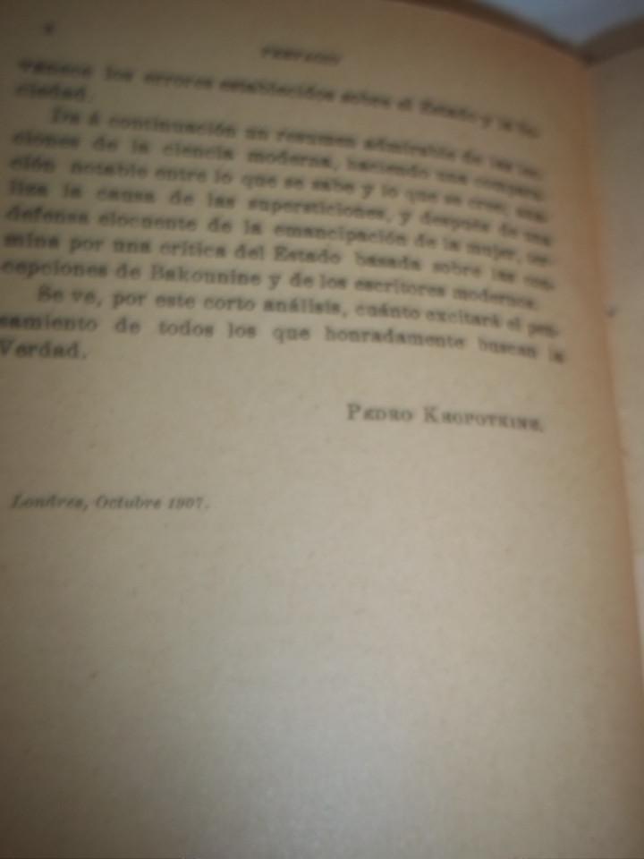 Libros antiguos: ANSELMO LORENZO.EL PUEBLO.ESTUDIO LIBERTARIO.SEMPERE 1909.ANARQUISMO.CNT. - Foto 14 - 80898383