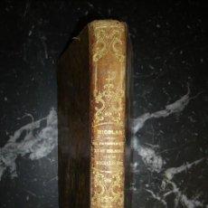 Libros antiguos: DEL PROTESTANTISMO Y DE TODAS LAS HEREJIAS AUGUSTO.NICOLAS 1853 BARCELONA . Lote 107616455