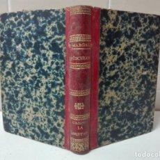 Libros antiguos: OPUSCULOS PI I MARGALL AÑO 1884. Lote 108752503
