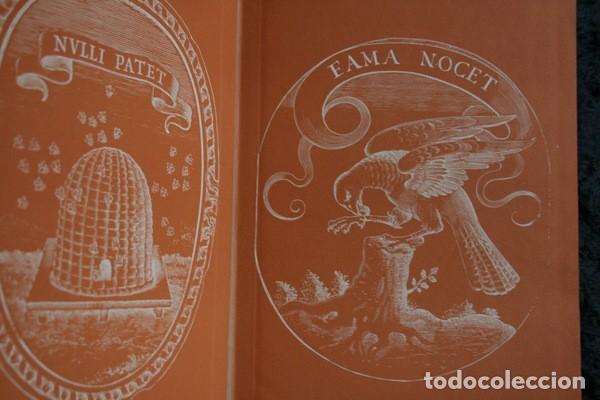 Libros antiguos: EMPRESAS POLITICAS - SAAVEDRA FAJARDO - EDICION LIMITADA Y NUMERADA - TAURUS 1967 - Foto 8 - 110746747