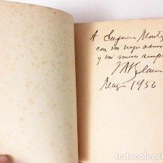 Libros antiguos: VÍCTOR A. BELAUNDE : LA CRISIS PRESENTE (1914-1939). (1ª ED., LIMA. DEDICATORIA A EUGENIO MONTES. Lote 111879087