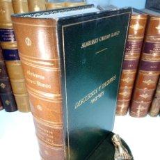 Libros antiguos: DISCURSOS Y ESCRITOS 1943-1973 - ALMIRANTE CARRERO BLANCO - 1974 - . Lote 113261503