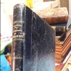 Libros antiguos: LAS LUCHAS DE NUESTROS DÍAS F. PI Y MARAGALL 1890 1º EDICIÓN PROGRESO. Lote 114830395