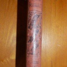 Libros antiguos: ANTIGUO LIBRO - ARTÍCULOS ESCOGIDOS - JUAN CORTADA -SEUDÓNIMO ABÉN, ABULEMA, Y BENJAMÍN - AÑO 1890. Lote 116493259