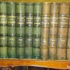 Libros antiguos: CATORCE TOMOS DE LA DEFENSA DE LA SOCIEDAD COMPLETA AÑO 1878(LEER). Lote 116869431