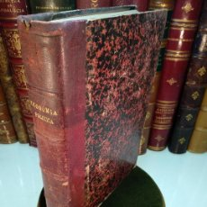 Libros antiguos: ECONOMÍA POLÍTICA EN ESPAÑA - DOCTOR DON MANUEL COLMEIRO - TOMO II - 1863 - . Lote 117412279