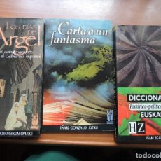 Libros antiguos: LOS DIAS DE ARGEL Y DOS ,MAS. Lote 119578479
