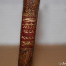 Libros antiguos: DISCURSO SOBRE EL ORIGEN DE LA MONARQUÍA Y LA NATURALEZA DEL GOBIERNO ESPAÑOL. 1813 - 1º EDICIÓN. Lote 120201023