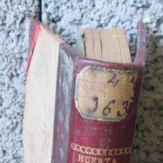 Libros antiguos: EL SOCIALISMO EN INGLATERRA - POR EDUARDO DE HUERTA - IMPRENTA DE LOS HIJOS DE GARCÍA DE J.A.1885. Lote 122187987