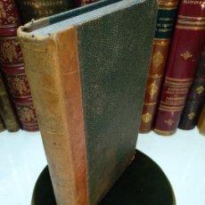 Libros antiguos: LA REPÚBLICA DE CICERÓN - COMENTADO POR MR. ANGEL MAI - TRADUCCIÓN DE ANTONIO PEREZ Y GARCÍA - 1848 . Lote 122823451