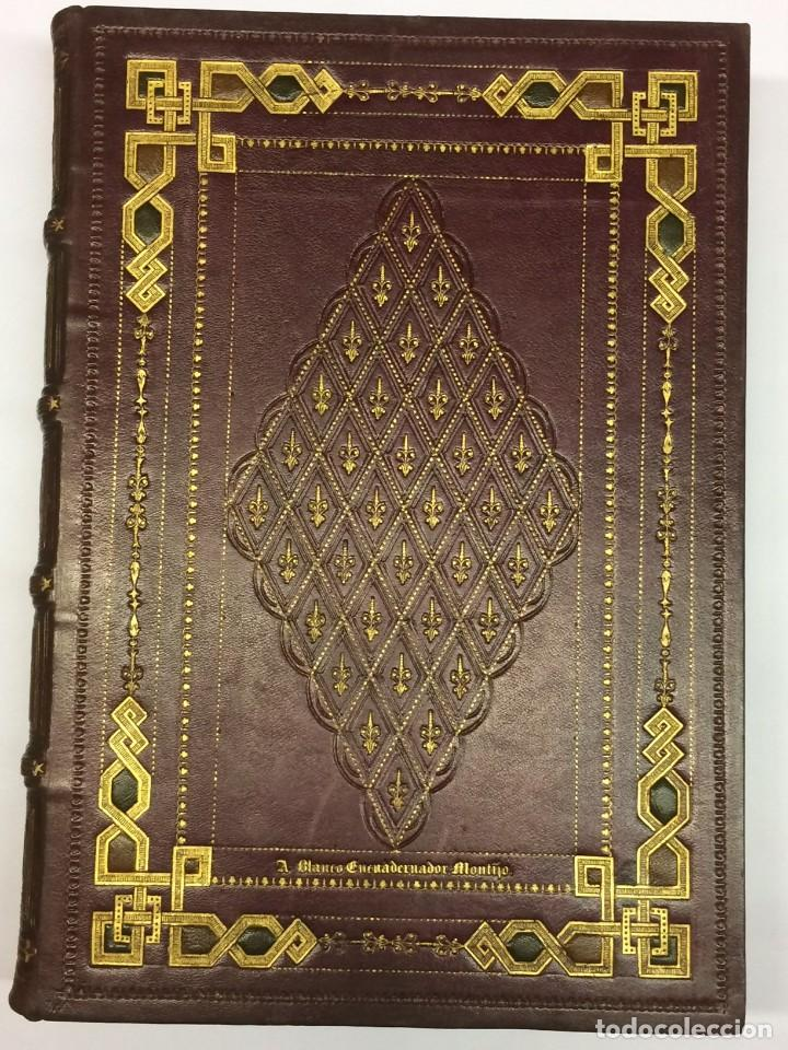 Libros antiguos: AÑO 1869 - LOS DIPUTADOS PINTADOS POR SUS HECHOS - BIOGRAFÍAS - ENCUADERNACIÓN ARTÍsTICA - Foto 2 - 124553631