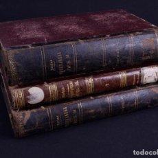 Libros antiguos: ORDENANZAS DE S.M. 1882, TRES TOMOS. Lote 125092791