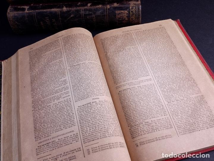 Libros antiguos: ORDENANZAS DE S.M. 1882, TRES TOMOS - Foto 7 - 125092791