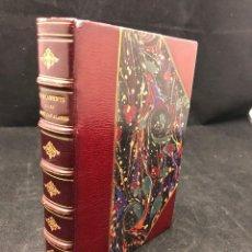 Libros antiguos: RICARD ALBERT. PARLAMENTS A LES CORTS CATALANES. 1928. ENCUADERNACIÓN BRUGALLA. Lote 125281527