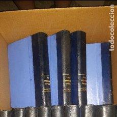 Libros antiguos: JUAN VÁZQUEZ DE MELLA Y FANJUL. OBRAS COMPLETAS. AÑOS 30. Lote 126474799