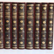 Libros antiguos: ESCRITOS Y DISCURSOS. - MUSSOLINI, BENITO. BARCELONA, 1935.. Lote 123222295