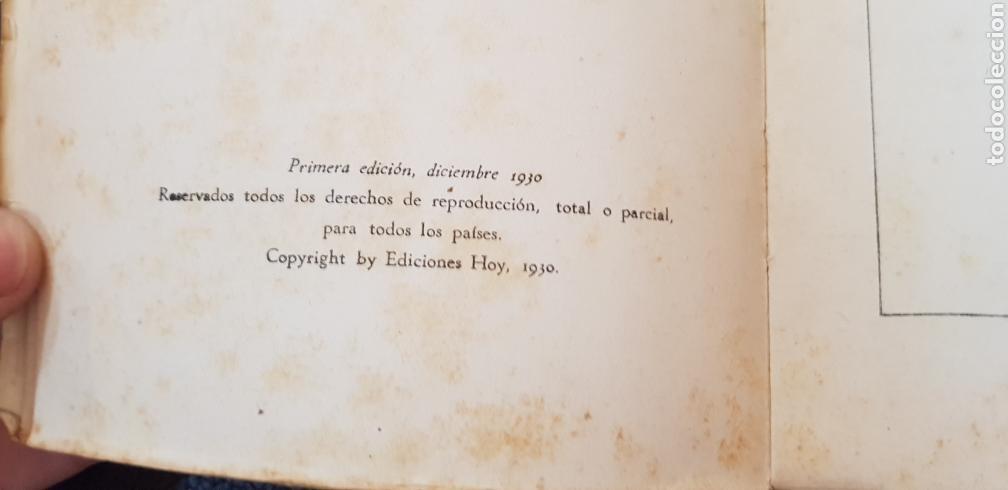 Libros antiguos: EL GRAN ORGANIZADOR DE DERROTAS 1930 LEON TROSKY 1ª EDICION - Foto 2 - 128996734