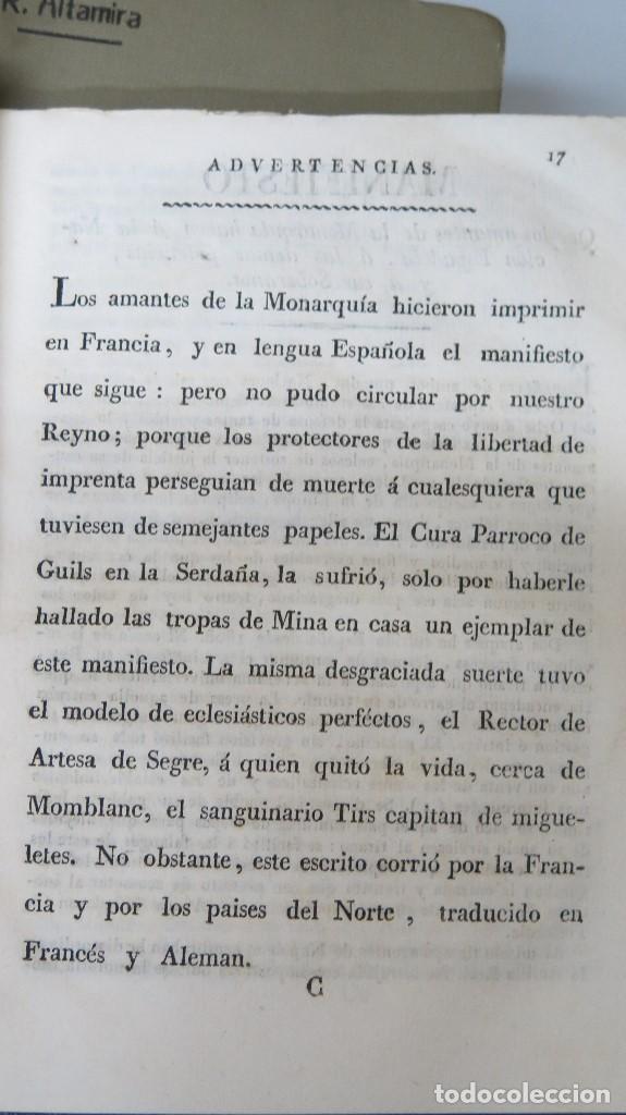 Libros antiguos: 1823.- EL TESTAMENTO DEL REY MARTIR DE LA FRANCIA LUIS XVI. TARRAGONA. IMPRENTA Antonio y José Berde - Foto 3 - 129539375