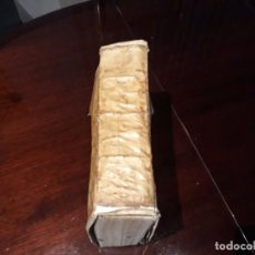 Libros antiguos: POLITICA PARA CORREGIDORES - CASTILLO DE BOVADILLA. EN MADRID EN LA IMPRENTA REAL AÑO . AÑO 1649. Lote 134304430