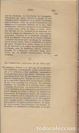 Libros antiguos: Cosas de España / Pompeyo Gener. BCN, 1903. 20x13 cm. 360 p. Piel con nervios. - Foto 4 - 135951870