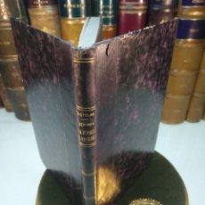 Libros antiguos: DEFENSA DE LA FÓRMULA DEL PROGRESO - EMILIO CASTELAR - A. DE SAN MARTÍN - MADRID - 1870 -. Lote 138823878