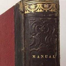 Libros antiguos: MANUAL DEL CONGRESO DE LOS DIPUTADOS. (MADRID, IMPRENTA NACIONAL, 1864) . Lote 139426758