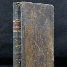 Libros antiguos: AFORISMOS DE LAS RELACIONES Y CARTAS PRIMERA Y SEGUNDA DE ANTONIO PÉREZ Y ALLENDE,1787. Lote 140031242