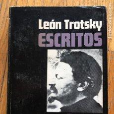 Libros antiguos: LEON TROTSKY ESCRITOS, TOMO 1, 1929-1930 VOLUMEN 1. Lote 141120554