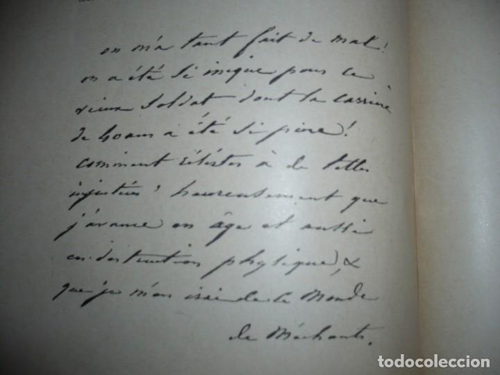 Libros antiguos: BAZAINE FUT-IL UN TRAITRE ELIE PEYRON 1904 PARIS DEDICADO POR AUTOR AL MINISTRO DE LA GUERRA - Foto 18 - 141581026