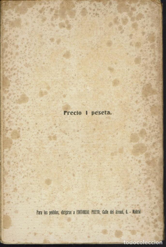 Libros antiguos: CIVILIDAD, DE ÁNGEL OSSORIO. año 1930. (4.2) - Foto 2 - 53237988