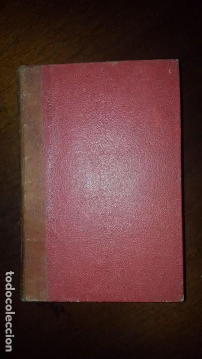 Libros antiguos: 1 tomo con dos libros. Preocupaciones del Gobierno Representativo y De la Soberanía del Pueblo -1841 - Foto 6 - 147784150