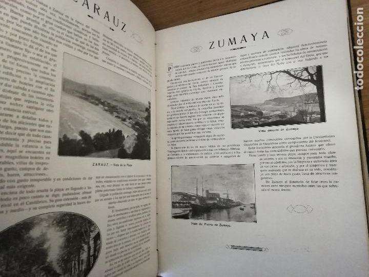 Libros antiguos: EUSKAL-ERRIA. ESTATUTO PAIS VASCO. PUBLICACION PROPAGADORA DE LAS LIBERTADES VASCAS. 1931-1932 - Foto 7 - 149621758