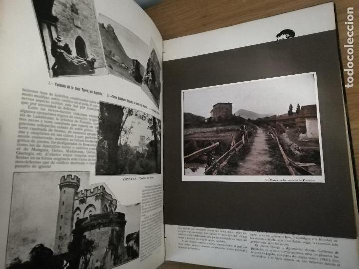 Libros antiguos: EUSKAL-ERRIA. ESTATUTO PAIS VASCO. PUBLICACION PROPAGADORA DE LAS LIBERTADES VASCAS. 1931-1932 - Foto 9 - 149621758