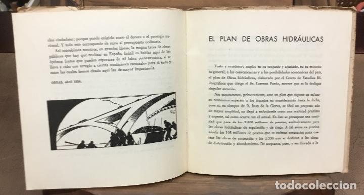 Libros antiguos: ARTÍCULOS DE UNA CAMPAÑA SOBRE LA CONSTRUCCIÓN Y SU INFLUENCIA EN EL PROBLEMA DEL PARO OBRERO. - Foto 4 - 123139527