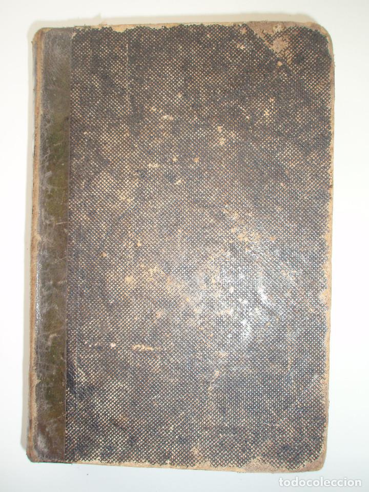 Libros antiguos: ANUARIO REPUBLICANO FEDERAL. J. CASTRO Y COMPAÑÍA. MADRID 1870. 2 TOMOS. - Foto 2 - 157215766